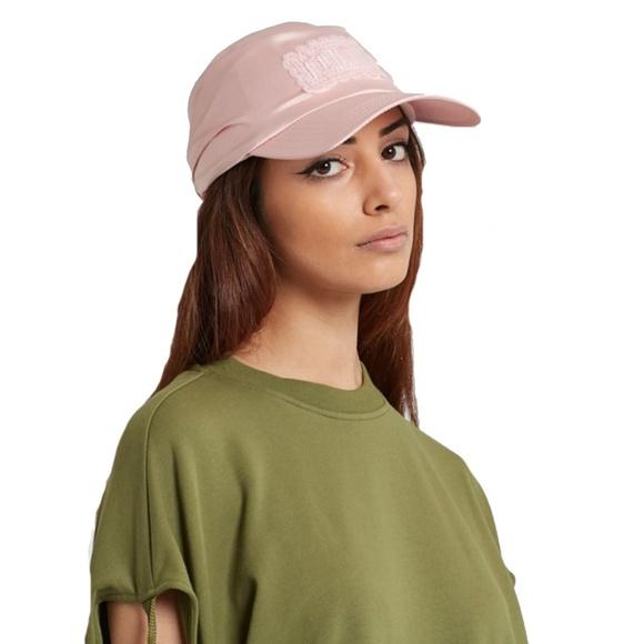 FENTY PUMA by Rihanna Pink Bandana Cap Silver Hat c218b3a8618